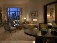 Fairmont Gold hjørne-suite
