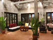 Le Sen Boutique Hotel: lobby