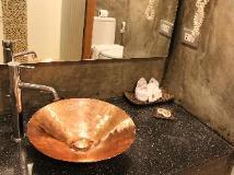 Le Sen Boutique Hotel: bathroom