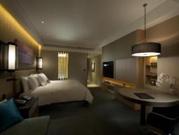 Deluxe szoba 1 king-size ággyal