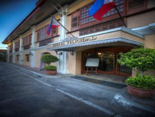 Hotel Felicidad Βιγκαν - Είσοδος
