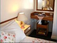 Phòng Tiêu Chuẩn thuận tiện cho người khuyết tật giường Queen