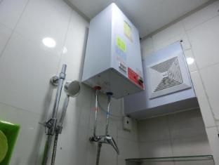 Hung Fai Guest House Hong Kong - Heater and Shower