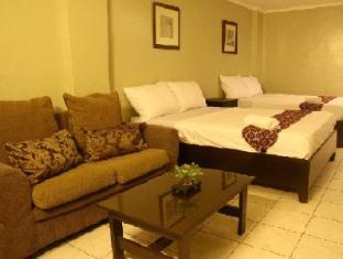 Metro Room Budget Hotel Philippines Manila - Quadruple Standard Room