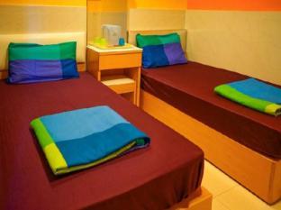 Hong Kong Hostel Honkonga - Istaba viesiem