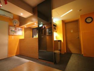 Hong Kong Hostel Honkonga - Viesnīcas interjers
