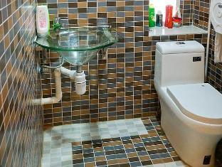 ฮ่องกง โฮสเทล ฮ่องกง - ห้องน้ำ