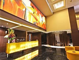 Luxent Hotel Manila - Hotel Reception