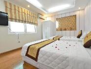 豪華房(雙人床或兩床)