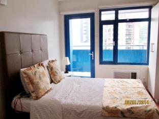 Baqacionista Traveler's Condo Manila - Bedroom