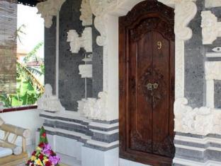Swan Inn Bali - Hotellet från insidan