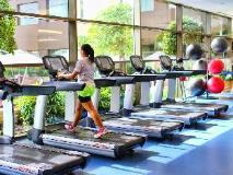 Al Ghurair Arjaan by Rotana: fitness room