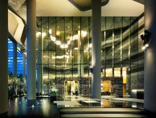 PARKROYAL On Pickering Singapur - Entrada