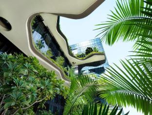 PARKROYAL On Pickering Singapur - Jardín
