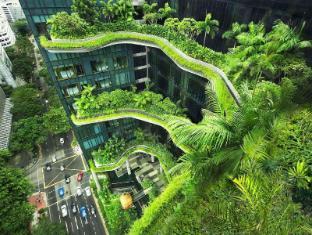 PARKROYAL On Pickering Singapur - Exterior del hotel