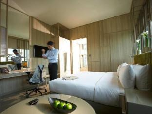 PARKROYAL On Pickering Singapur - Habitación