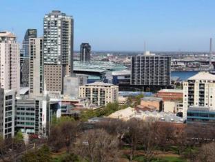 Pegasus Apartment Hotel Melbourne - Omgivelser