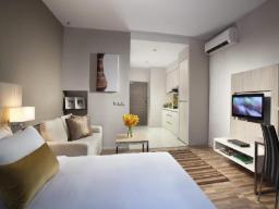 頂級開放式客房