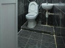 The Royal Palace Hotel: bathroom