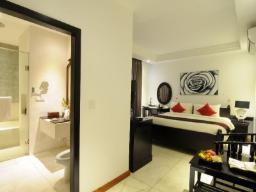 La Rose deluxe-dobbeltværelse