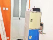 Homy Inn: interior