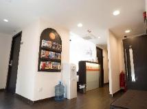 Homy Inn: reception