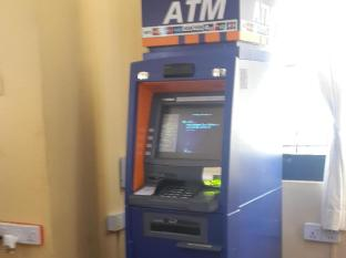 Golden Guest Inn Yangon - The on-site ATM machine