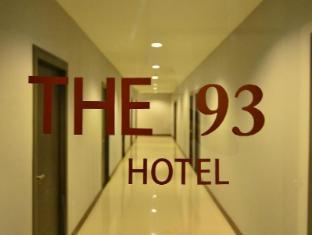 더 93 호텔 방콕 - 평면도