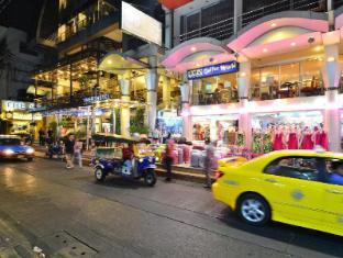 더 93 호텔 방콕 - 호텔 외부구조
