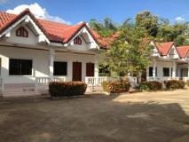 Chansamone Hotel: exterior
