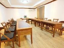 Phonethip Plaza Hotel: meeting room