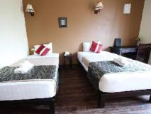 Phonethip Plaza Hotel: guest room