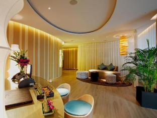 Centara Watergate Pavillion Hotel Bangkok Bangkok - Lázně