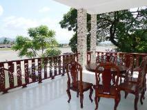 Malany Hotel: balcony/terrace
