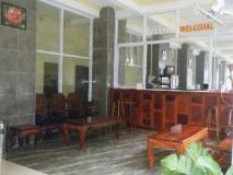 Malany Hotel: reception