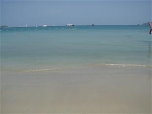 JJ&J Patong Beach Hotel Пхукет - Пляж