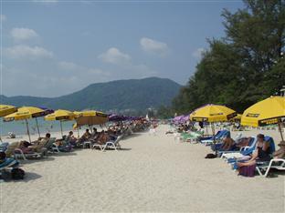 JJ&J Patong Beach Hotel फुकेत - परिवेश