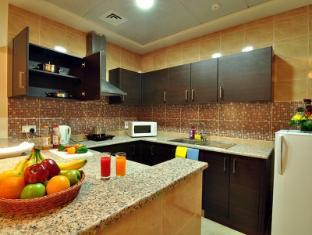 프라이드 호텔 아파트먼트 두바이 - 키친