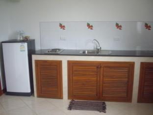 Narnia Resort Pattaya 2 Pattaya - Family Apartment - Kitchenette