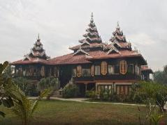 Hotel in Myanmar   Mrauk Oo Princess Resort