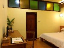 Inle Inn: interior