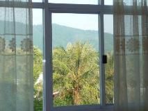 Dokchampa Hotel: view