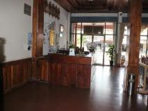Dokchampa Hotel: reception