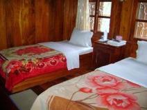 Phetsokxai Hotel: guest room
