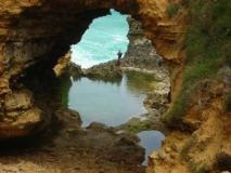 Apollo Bay Backpackers: surroundings