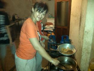 Samans Guest House Sigiriya - Kitchen