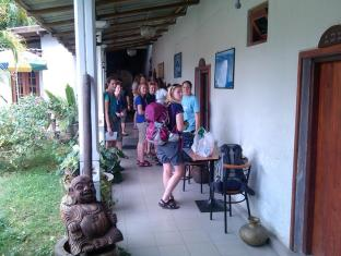 Samans Guest House Sigiriya - Floor Plans