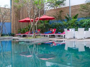 The Frangipani Living Arts Hotel and Spa