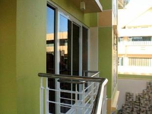 Regency Hotel de Vigan Vigana - Balkons/terase
