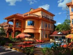 V&A Villa | Cheap Hotels in Siem Reap Cambodia
